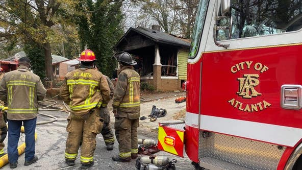 Deadly house fire under investigation in northwest Atlanta
