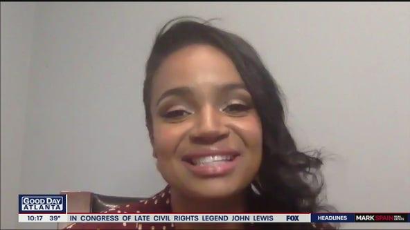 Kyla Pratt talks about new Lifetime movie