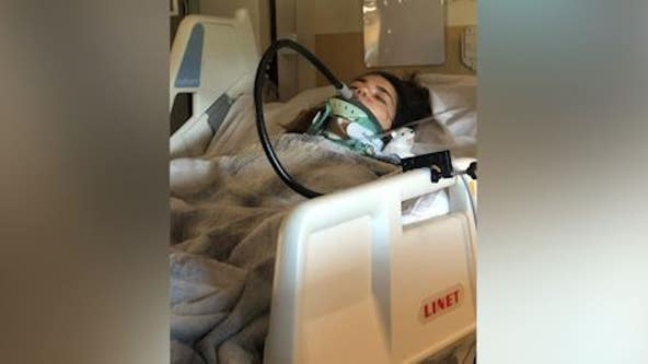 Gwinnett County teen possibly paralyzed following swimming accident