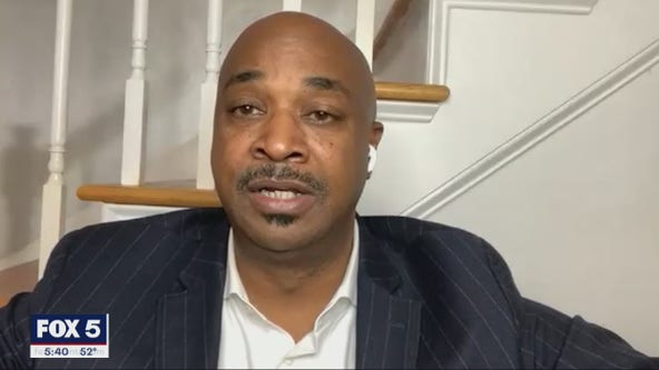 FOX 5 speaks with Congressman-Elect Kwanza Hall