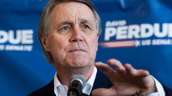 Sen. David Perdue bought stock in bank that was helped by legislation he backed
