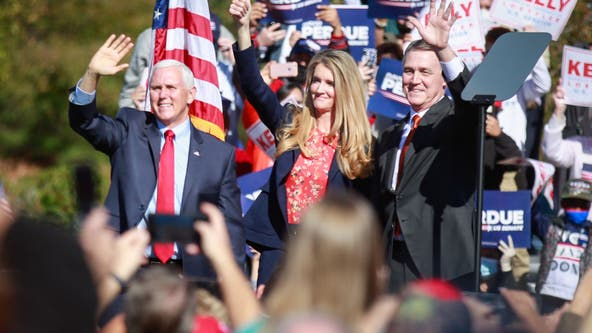 Vice President Mike Pence coming back to Georgia for 2nd runoff rally