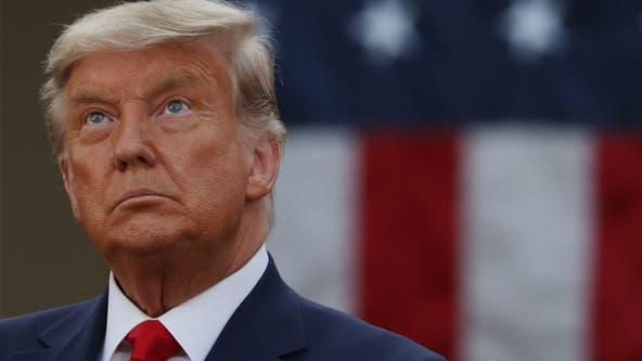 President Trump releases schedule of Georgia visit ahead of Senate runoff