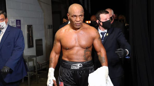 Fan attempted to punch Mike Tyson after Roy Jones Jr. fight: report