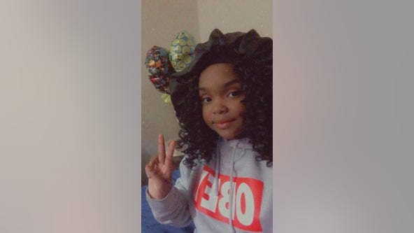 Georgia police searching for missing 12-year-old Clayton County girl