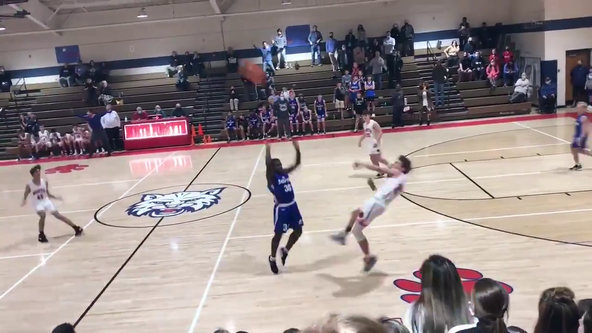 Georgia 8th-grader shocks crowd with once-in-a-lifetime game-winning shot
