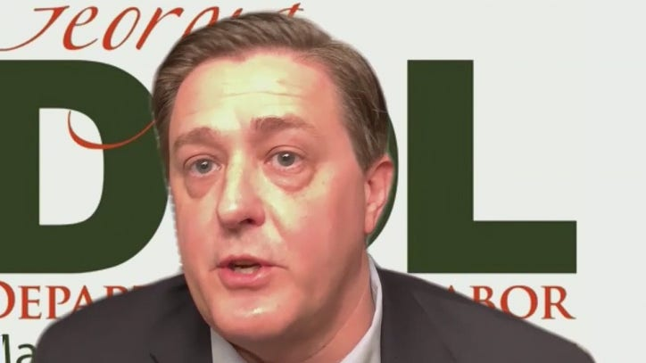 GDOL commissioner responds to calls for investigation into unemployment claims process