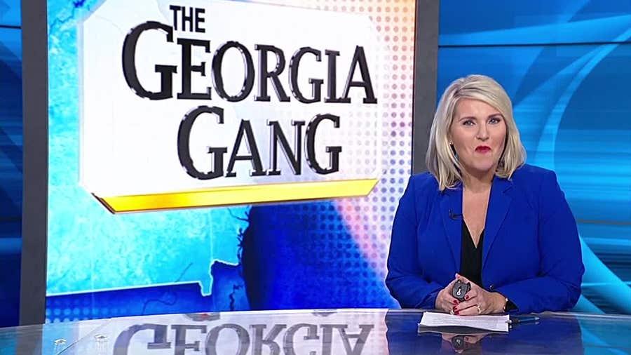 The Georgia Gang: November 22, 2020