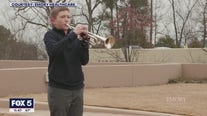 Atlanta middle school student part of virtual parade