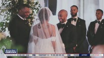 Atlanta wedding vendors give frontline worker her dream wedding