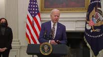 President Biden addresses new measures to fight COVID-19 and the economic crisis