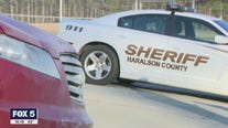 Haralson County high-speed chase
