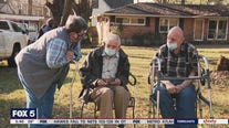Neighbors join together to help brothers repair their home