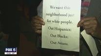 Acworth residents get hateful letter