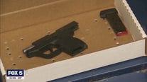 TSA firearms at checkpoints