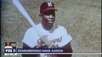 Gant on Hank Aaron's humility