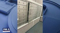 Thieves break into apartment mailboxes