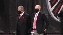 Atlanta Falcons owner Arthur Blank responds to Georgia's election reforms
