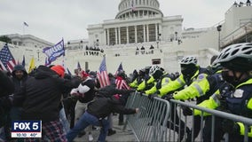Georgia NAACP leaders 'disgusted' by lack of policing during Wednesday's capitol riot