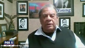Civil rights icon Andrew Young says focus should be on Biden, not punishing Trump