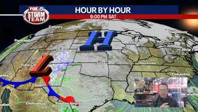 Saturday Night Forecast Update