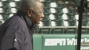 Timeline of Hank Aaron's life and career