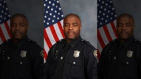 Kemp recognizes injured Atlanta police officer, Georgia National guardsman who saved him