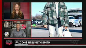 Rise Up Tonight - Falcons Fits featuring Keith Smith, Julio Jones, Younghoe Koo, Steven Means