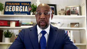 Full remarks by Raphael Warnock to his supporters