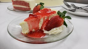 Metro Atlanta baker finds sweet success with cheesecakes