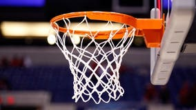 Alabama high school basketball player's thunderous dunk brings down entire hoop in scary scene