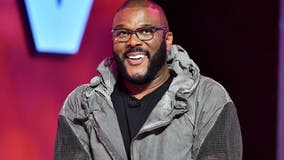 Tyler Perry flies to vote in Georgia after his absentee ballot never came