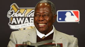 Memorial, funeral services for Hank Aaron announced