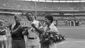 PHOTOS: Hank Aaron exceled and inspired