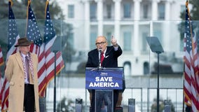 Dominion files $1.3B defamation lawsuit against Rudy Giuliani over 'demonstrably false' election claims