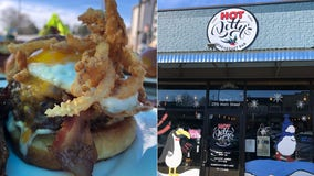 Burgers with Buck: Hot Betty's Breakfast Bar
