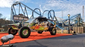 Hot Wheels experience speeds through Six Flags Over Georgia