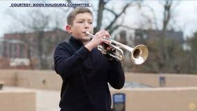 Atlanta middle schooler featured in virtual inauguration parade