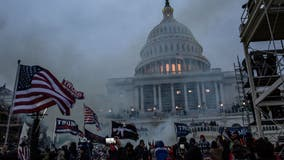West Virginia state lawmaker charged after storming US Capitol with pro-Trump mob
