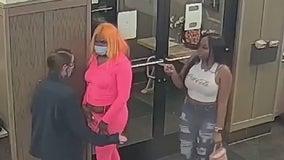 Police: Upset customers try to climb in drive-thru, throw bricks at Atlanta Chick-fil-A