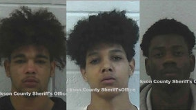 3 arrested during sexual assault investigation in Jackson County