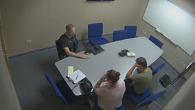 'I'm going to be OK:' Video shows Kyle Rittenhouse at Antioch PD