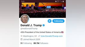 President Trump banned by Facebook and Instagram