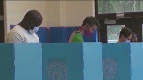 Voters make final push to polls in high-stakes Georgia Senate runoffs