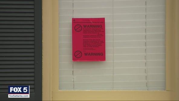 DEA raid suspected drug lab at DeKalb County home