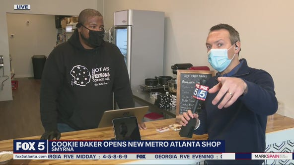 Cookie baker opens new shop in Smyrna
