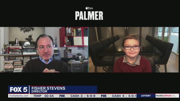 Fisher Stevens and Ryder Allen on their new movie Palmer