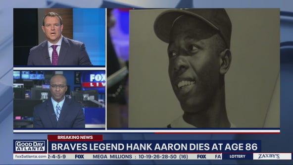 Reflecting on the life of Hank Aaron