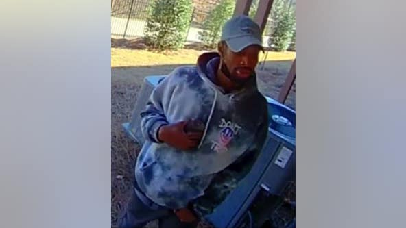 Dunwoody police searching for suspect connected to string of home burglaries