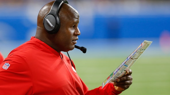 Chiefs' Bieniemy focused on Browns, not vacant coaching jobs